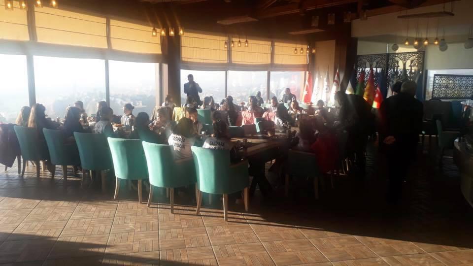 Gazi Paşa İlköğretim Okulu Öğrencileri Programı