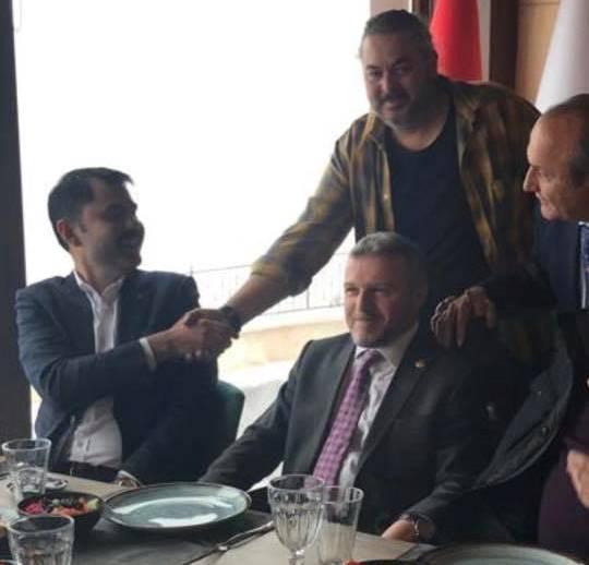 Çevre ve şehircilik Bakanımız Murat KURUM Ziyaretinden